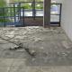 Демонтаж плиточного покрытия